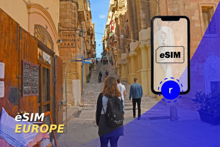esim for travel to europe